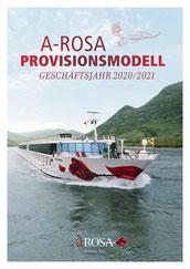 A-ROSA Provisionsmodell Geschäftsjahr 2020/2021