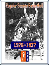 1977-'78 Season Cover