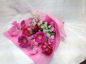 花束 1500 ピンク系