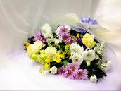 お供え花束 4000 和洋花