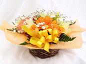 アレンジメント 2000 黄オレンジ系