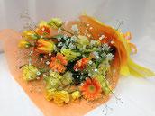 花束 2000 黄オレンジ系