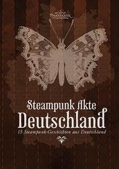 Steampunk Akte Deutschland Buch Cover Rezension