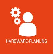 Hardware-Planung by RTB: wir planen die notwendigen Gerätekomponenten.