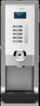 Kaffeevollautomat Rheavendors Lio C2 für Unternehmen, Firmen, Büros, Hotels, Stehcafes, öffentliche Plätze, Schulen etc.