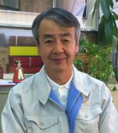 President Yoshinori Yanagita