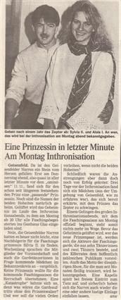 (Quelle: GZ 09./10. November 1995)