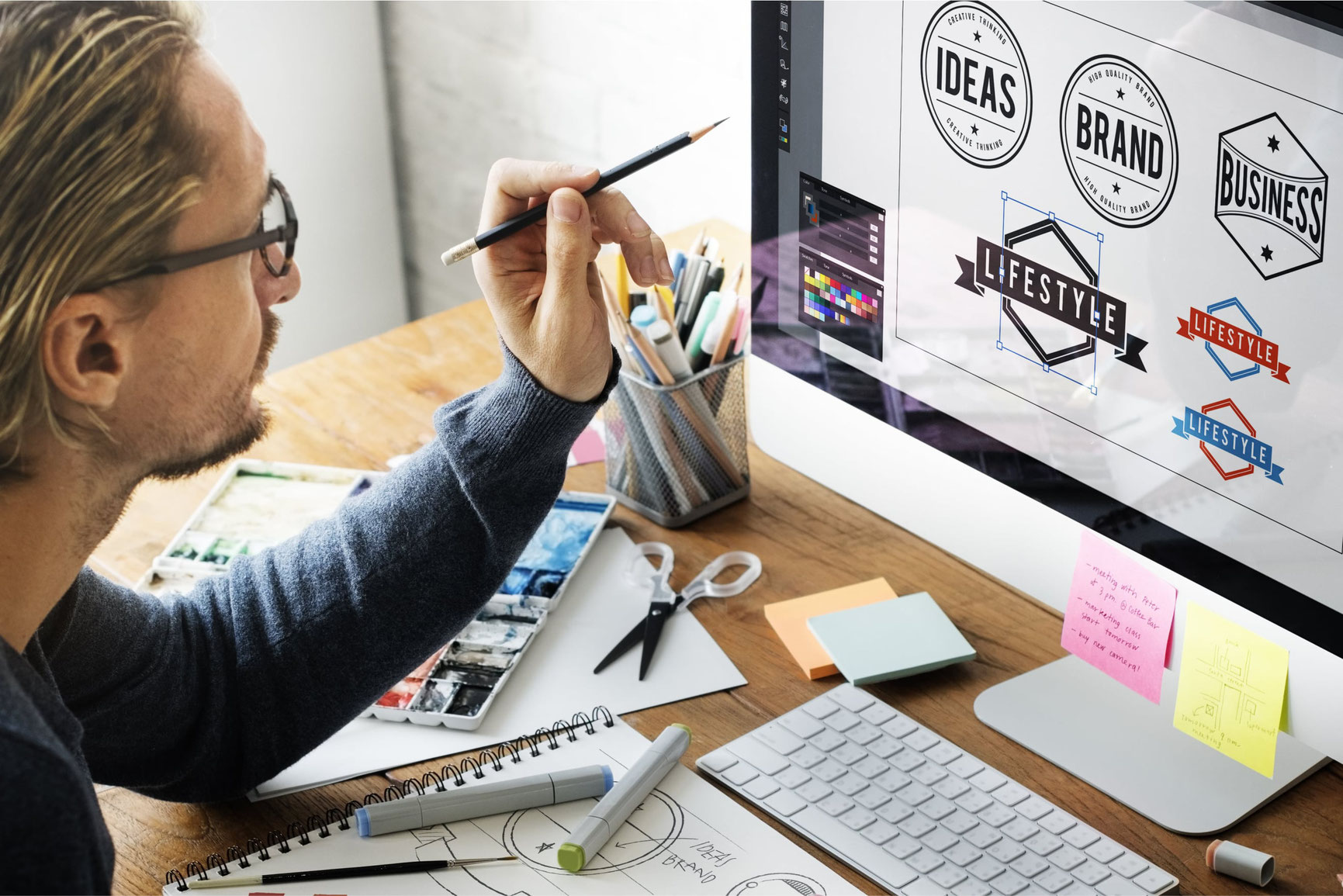 Grafikdesign Logo