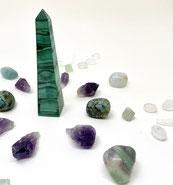 Crystal Grid Tiefe Heilung