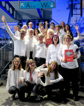 Truebadours auf dem Luther Pop-Oratorium München