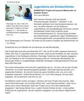 Solinger Tageblatt 21.05.2013