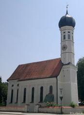 St. Nikolaus, Peiß