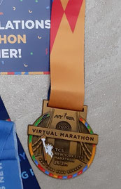 Virtueller New York Marathon