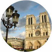 Private guided tour around Notre-Dame Cathedral Paris