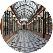 Private walking tour Covered Galleries Paris