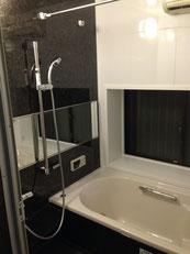 キレイサーモフロア 片引き戸 高断熱浴槽 サーモバスS くるりんポイ排水口