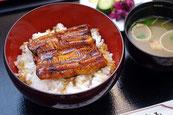 うな丼 1,480円(税抜)