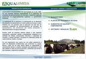 agitadores - valvulas de seguridad - biodigestores - bombas de lodos - sopladores atex - medidores de biogas - remocion h2s - control de proceso