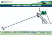 Biodigestores - biogas - mezcla de sustrato - remocion de costras en biodigestores
