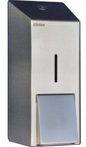 WC-Sitzreiniger, Edelstahl