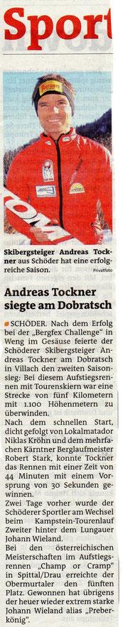 Murtaler Zeitung 7. März 2013