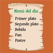 Restaurantes con menú en Tossa de Mar