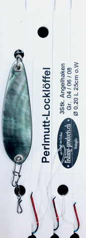Perlmutt-Locklöffel SK56