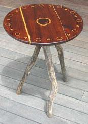 Gidgee side table