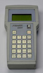 Formatic-Handy zu Wasserstoffanalysegerät MARTECH-VTCM 0017