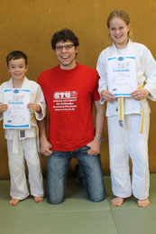 Judo-Team Kids
