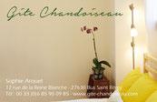 Maison Claude Monet à Giverny hébergement Gite Chandoiseau dans l'Eure