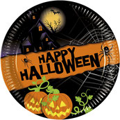 Bordjes Happy Halloween € 1,95