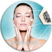Radiofrequenz Gesichtsbehandlung