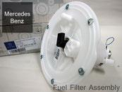 ベンツ 燃料フィルター(フューエルフィルター) 純正品