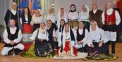 Gruppo folk sardo Naramì...2/02/2013