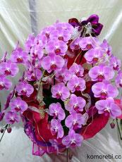 5月のスタンド花