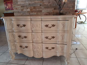 Peinture sur meubles ancien Haute Savoie
