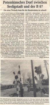 Bild: Teichler Seeligstadt Chronik 1995