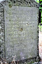 Bild: Tanneberg Arnsdorf Gedenkstein