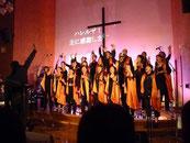 2012年ライブ 新札幌福音教会