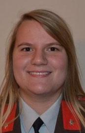 Sachbearbeiter Feuerwehrmedizinischer Dienst HFM Hagler Christa