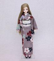 ジェニー&momokoの着物