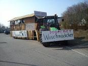 Fastnachtswagen 2011