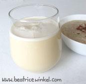 vegan White Breakfast
