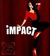 Interview du groupe de Rock Toulousain IMPACT, émission l'éloge des Artistes par M'Zlle Anna