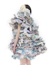 漫画雑誌1冊丸ごと使って仕上げる「妄想ドレス別マ2009年11月号」はコイケ氏の代表作の1つ。