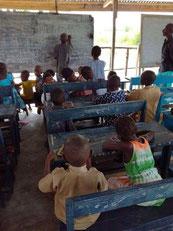 DYARAMA Schule, Wiederaufnahme des Unterrichtes
