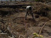 Brunnenbau - sauberes Süsswasser für Taayaki