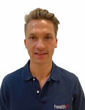 Maximilian Hanke MSc / Sportwissenschaftler, Trainingstherapeut