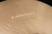 "Centent Cymbal 8"" Splash Emperor Serie"